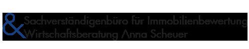 Wirtschaftsberatung – Anna Scheuer Logo